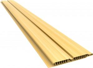 Forro PVC 100 Canelado 10mm