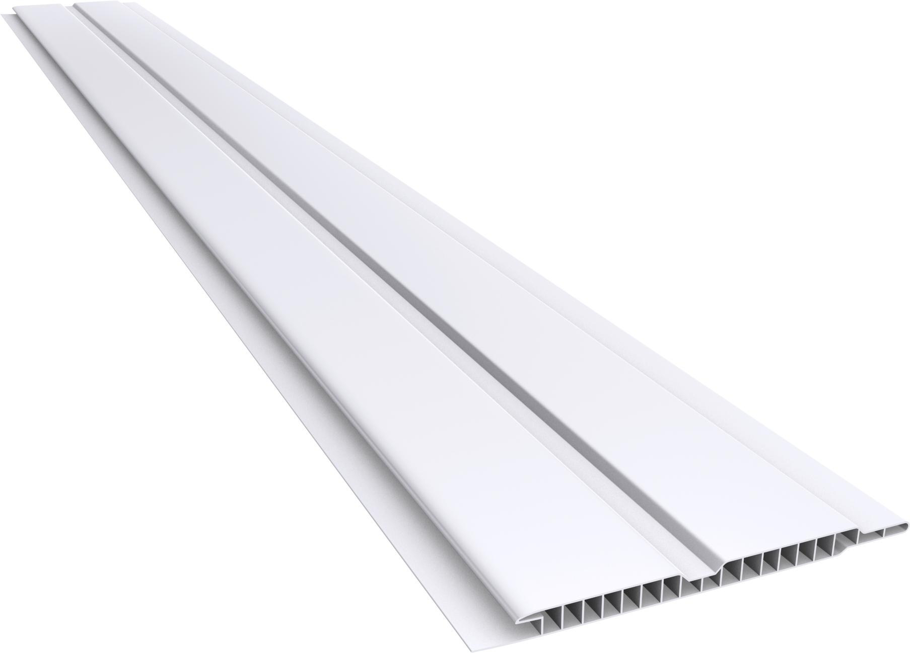 Forro PVC 100 Canelado 7mm