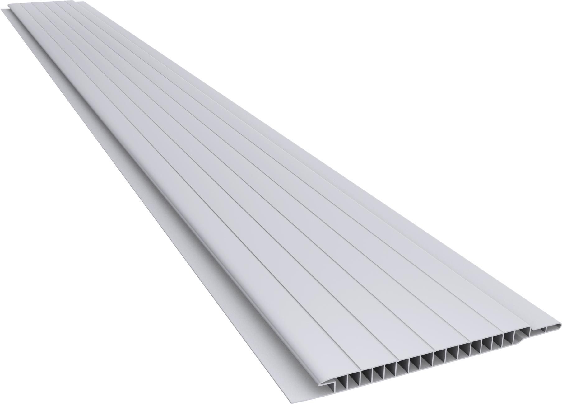 Forro PVC 100 Frisado 7mm